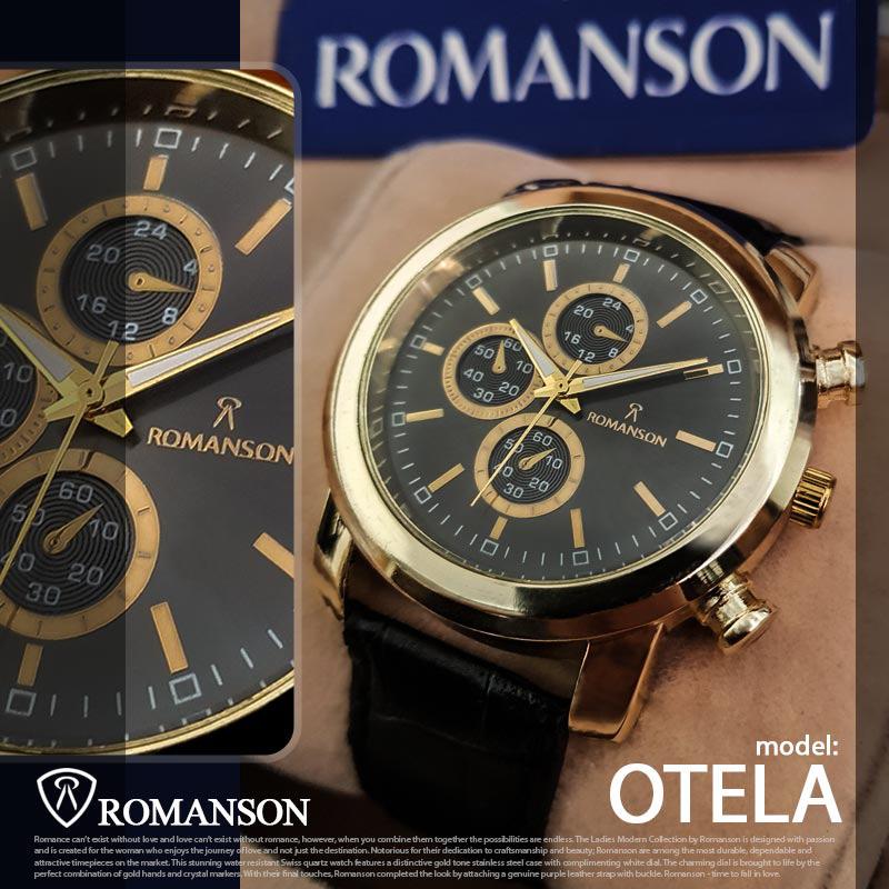 ساعت مچی Romanson مدل Otela