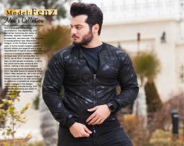 سویشرت مردانه مدل Fenz
