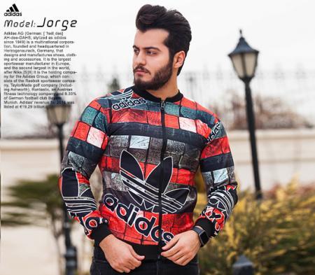سویشرت مردانه مدل Jorge