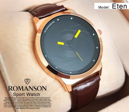ساعت مچی Romanson مدل Eten(قهوه ای)