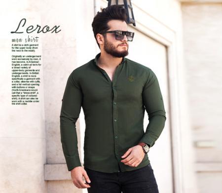 پیراهن مردانه مدل Lerox
