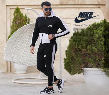 ست سویشرت وشلوار Nike مدل Amanda