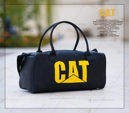 ساک ورزشی Cat مدل Wiz(مشکی)