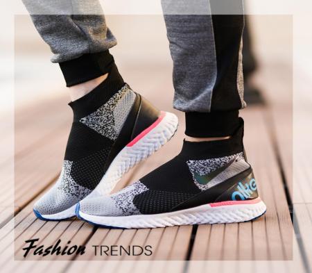 کفش ساقدار Nikeمدل Miksa( مشکی)