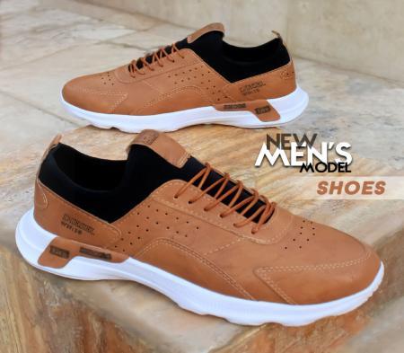 کفش مردانه Diselمدل WN(عسلی)