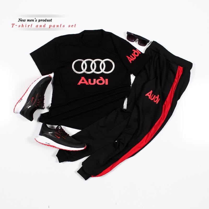 ست تیشرت شلوار مدل Audi