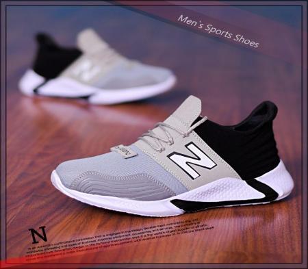 کفش مردانه NewBalance مدل WinSon طوسی مشکی