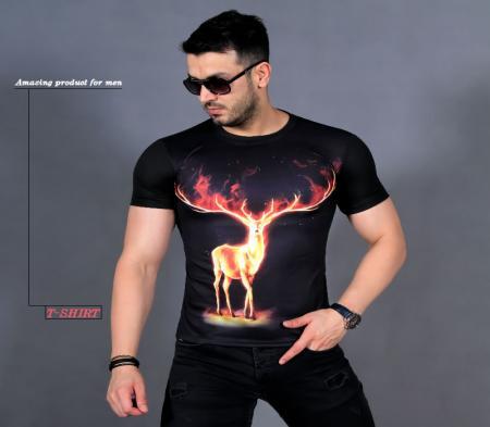 تیشرت مردانه مدل vesta