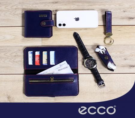ست چرمی ecoo مدل 4596 (سورمه ای)
