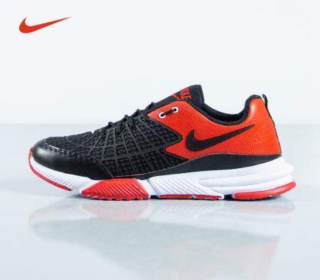 کفش مردانه Nikeمدل Shobiz( مشکی قرمز)